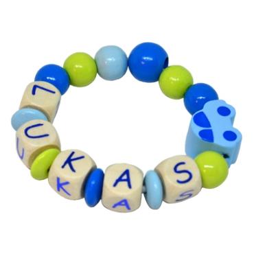 Armband *blau*