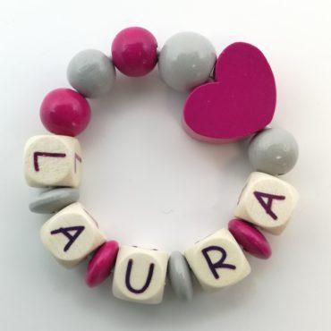 Armband *pink*