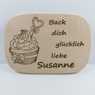 Geschenk *Back dich glücklich* zum...